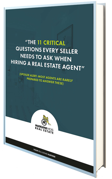 11 Questions Every Seller Needs to Ask When Hiring a Real Estate Agent eBook